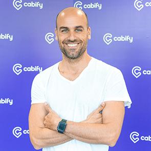 Mariano silveyra - Regional Manager de Europa y Asia para Cabify