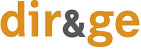 Logo DIR&GE | Directivos y Gerentes